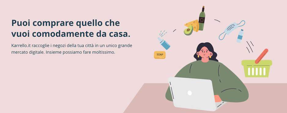 Karrello.it - Un nuovo modo di fare spesa a Forlì